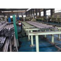 China Ss Stainless Steel Seamless Pipe / Cold Drawn Steel Pipe DIN17456 EN 10216 5 1.4301 on sale
