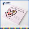 China Perfect bound and sewing binding , horizontal book  , matte finishing , small size book wholesale