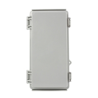 China Outdoor IP65 Watertight Enclosure With Hinged And Latching Lid wholesale