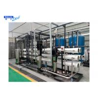 China CE Passed Reverse Osmosis Water Treatment Plant for Chemical Processing wholesale