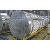China ASTM A213 Customized 321 Stainless Steel Seamless Tube For Heat Exchanger Projects wholesale