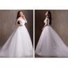 China Off Shoulder Lace Wedding Dress wholesale