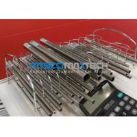 China X6CrNiNb18-10 1.4550 Stainless Steel Instrument Tubing , Gas Industrial Tubing wholesale
