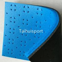 China Soccer Pitch Foam Shock Pad For Artificial Grass High Tensile Strength wholesale