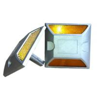 China Aluminium Road Stud with cat eye reflector wholesale