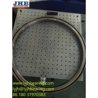 China Pick-up robot joint swivel part use RA17013 CRBS1713 roller bearing 170x196x13mm wholesale