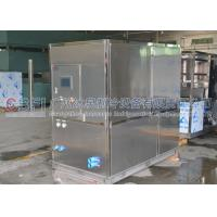China Electricity Saving Large Capacity Ice Cube Machine , 1 Ton Per 24 Hours wholesale