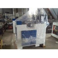 China Single / Double PE Coated Paper Box Making Machine For Meal Box , Chips Box wholesale