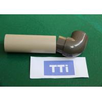 Quality Custom Precision Injection Molding Plastic Elbow Pipes for Industrial Products for sale