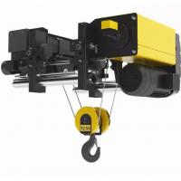 Quality Fast Speed Low Headroom Hoist 5 Ton Electric Wire Rope Type Lifting Tools for sale