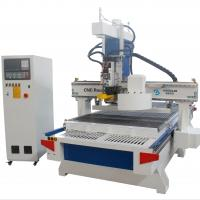 Buy cheap 9kw CNC Router Wood Carving Machine Air Cooling Spindle Economic Woodworking from wholesalers