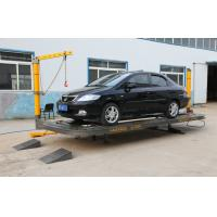 Quality Auto Body Frame Machine For Large Car Straightening Bench 5600* 2100*580mm for sale