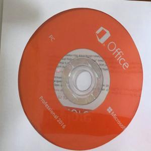 China 100% Original Microsoft Office Professional 2016 Key Global Language For 1 PC wholesale