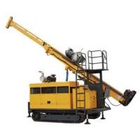 China Full Hydraulic Diamond Core Drill Rig Mounted On Crawler Skid And Trailer wholesale