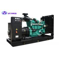 China 220 kVA Open Type Electeical Power of Diesel Generator / Diesel Standby Generator Equipped With Cummins Engine wholesale