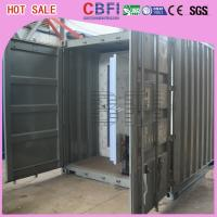 China Movable / Strong Cold Storage Containers Outside Cold Room Without Shed wholesale