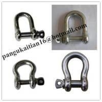 Quality Safety Pin Anchor&Chain Shackle,Heavy shackle& shackle&chain for sale