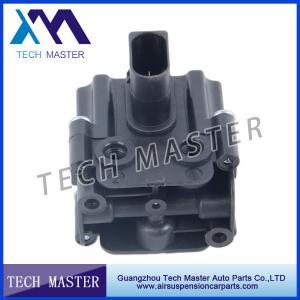 China Suspension Air Compressor Valve Block For BMW 7 Series F01 F02 Air Pump on sale
