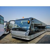China Tarmac Coach Airport Apron Bus AeroABus6300 Full Aluminum Boday wholesale