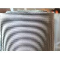 China Custom Stainless Steel Woven Wire Mesh , 304 Stainless Steel Wire Cloth wholesale