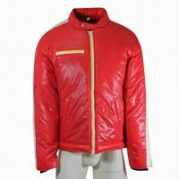 China Men's Winter Jacket, Lightweight/Keeping Warm wholesale