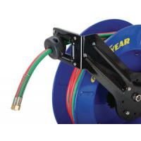 Retractable Welding Hose Reel 65ft. 1/4'' Auto Rewind Oxygen Acetylene Wall