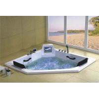 China Luxury Drop in 2 Person Jetted Bathtub on sale