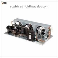 China 1.5HPSANYO Rotary Refrigerated Compressor Condensing Unit HVAC/chiller/heating and cooling/cooling system/liquid cooling wholesale