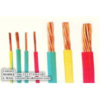 China PVC Insulated Wire on sale