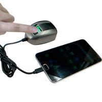 China Android USB Portable Biometric Fingerprint Reader for Handheld Police Scanner  with free SDK wholesale