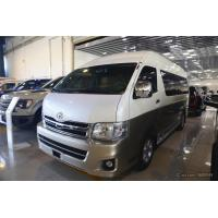 China japan Toyota Hiace bus 12 setas diesel bus left hand drive used toyota hiace in jamaica japanese used cars toyota hiace wholesale