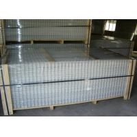 China Hot Dipped Galvanized Welded Steel Wire Mesh Form Anping Factory wholesale