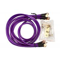 China Universal 5-Point Grounding Wire Kit Cable (Purple) wholesale