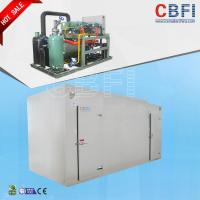 China Seafood Fast Freezing Commercial Blast Freezer 150mm Thickness wholesale