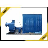China Large 56kw High Volume Diesel Engine Water Pump Eletrical Starting Method wholesale