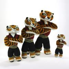 China Lovely Kungfu Panda Tigress Cartoon Stuffed Animals For Promotion Gifts wholesale