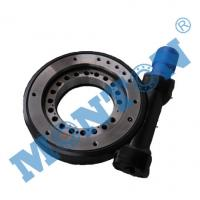 China WE21 21 Inch Dual Worm Gear Slew Drive For Construction Machines Equipment wholesale