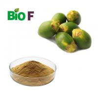China Powdered Herbal Extracts Brown Yellow Dry Areca Nut Fruit Extract 10:1~30:1 wholesale