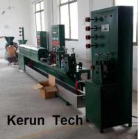 Quality High Efficiency PET Packing Belt Plastic Extrusion Machinery / Plastic Strap Machine for sale