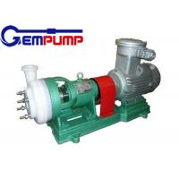 China Rolling bearings Chemical resistant pump  single-stage single-suction corrosion pump wholesale