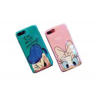 China Bling Surface Donald Duck IMD Printing TPU Apple  Iphone Phone Cases on sale
