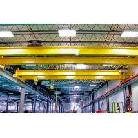 China Double Girder Overhead Crane For Loading And Unloading Raw Material In Workshop wholesale
