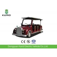 Buy cheap Comfortable 8 Seater Classic Luxury Vehicle Old Vintage Electric Car Battery from wholesalers