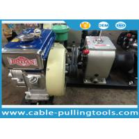 China 3T Diesel Cable Winch Puller wholesale