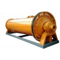 China Mineral Stone / Cement Ball Mill Grinder , Rotating Cylinder Ball Mill Machine on sale