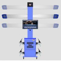 China T268 Portable Digital Wheel Alignment Machine Tool With 3D Animation Demonstration wholesale