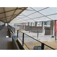 Quality High Strength Welded Wire Mesh Fence , Separation Fence For Workshops / Warehouse for sale