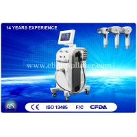 China Abdomen Cellulite Reduction RF Skin Tightening Machine Face And Body Treatment wholesale