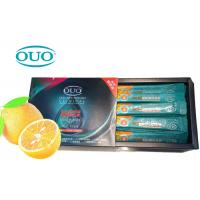 Buy cheap Hotel Travel Alcohol Free Liquid Oral Care Mouthwash Orange Flavour Small Size from wholesalers