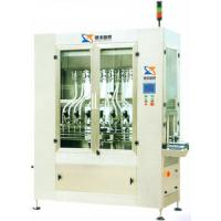 China Automatic Mineral Water Bottling Machinery, Micro-computer In-line Filling Machine on sale